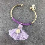 Gold/Purple